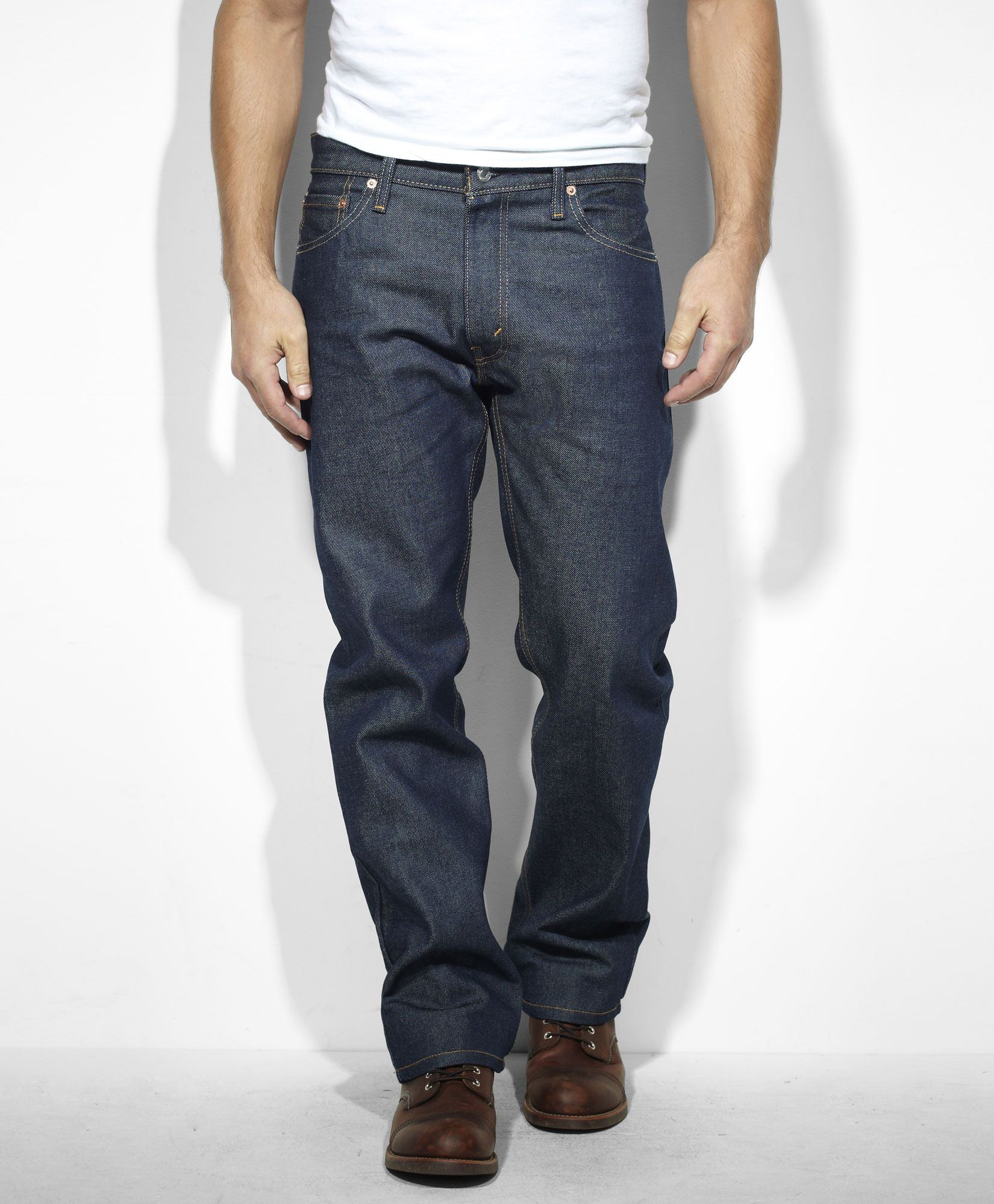 519e9b7740ec4 Levi s 505™ Straight Fit Jeans - Rigid - 505® Straight Fit 33x32 ...
