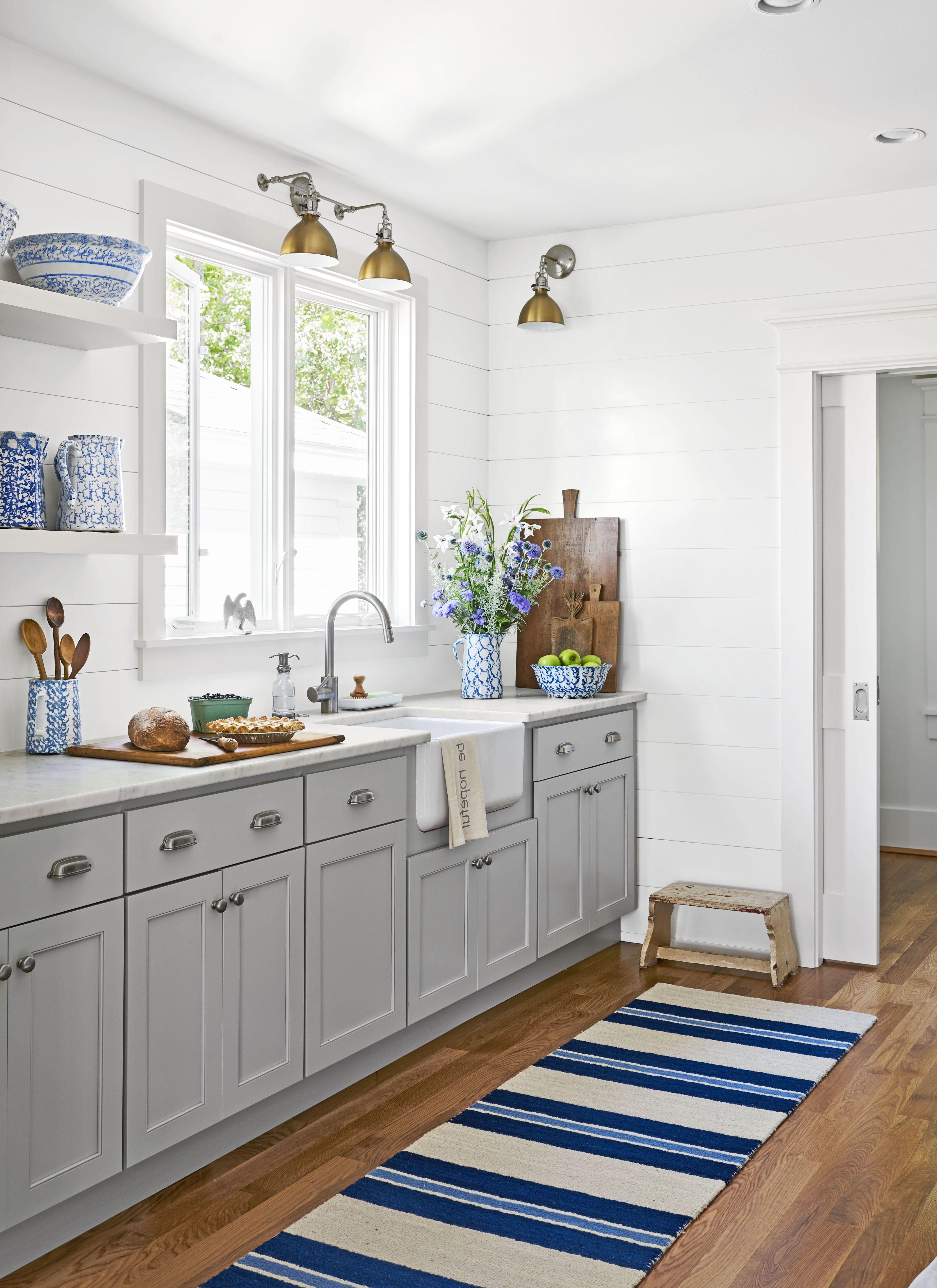 Kitchen Combined Summer Kitchen Combinedsummerkitchen Clean Kitchen Cabinets Kitchen Cabinets Kitchen Decor