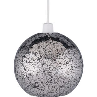 Buy Inspire Crackle Shade Black at Argoscouk Your Online