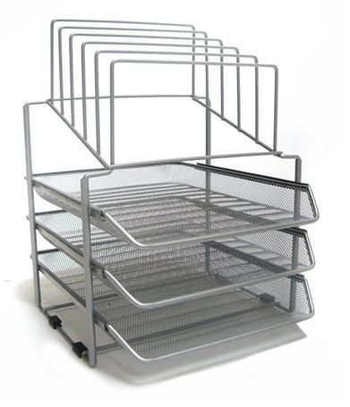 Seville Clics Mesh Desk Organizer Available At Costco For 13 89