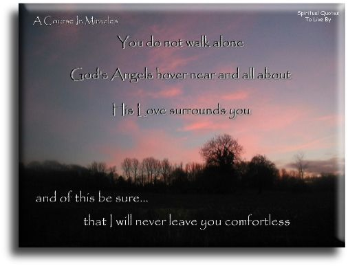 A Course In Miracles Quotes To Live By Course In Miracles