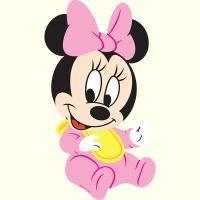 Aumentar  imagem - Painel Minnie Baby