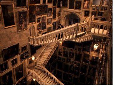 Stair Uppities Hogwarts Hogwarts Castle Harry Potter Hogwarts