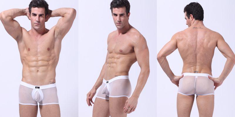 Fotos hombres ropa interior transparente 19