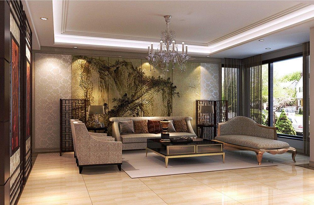 Zen Themed Living Room Asian Interior Design Japanese Interior Design Interior Design