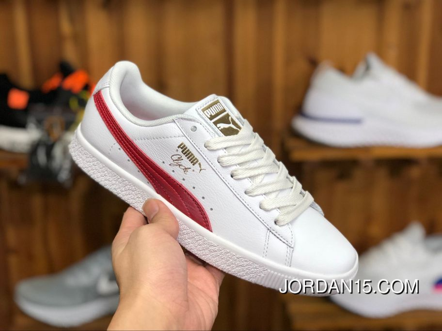 cfaeb9dad62b Puma Match Lo Classic 364669 03 Womens Skateboard Shoes Clyde Core L Foil  White-Barbados