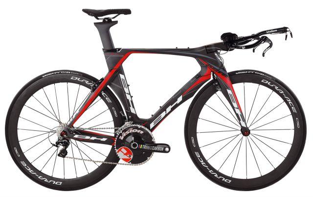 2013 Bh Aerolight 97 Carbon Triathlon Bike Bicicletas Bici