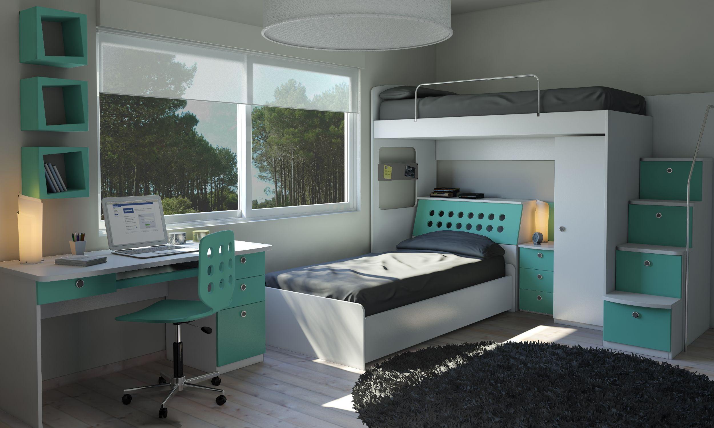 Muebles juveniles muebles infantiles muebles funcionales muebles para chicos muebles juveniles - Muebles para chicos ...