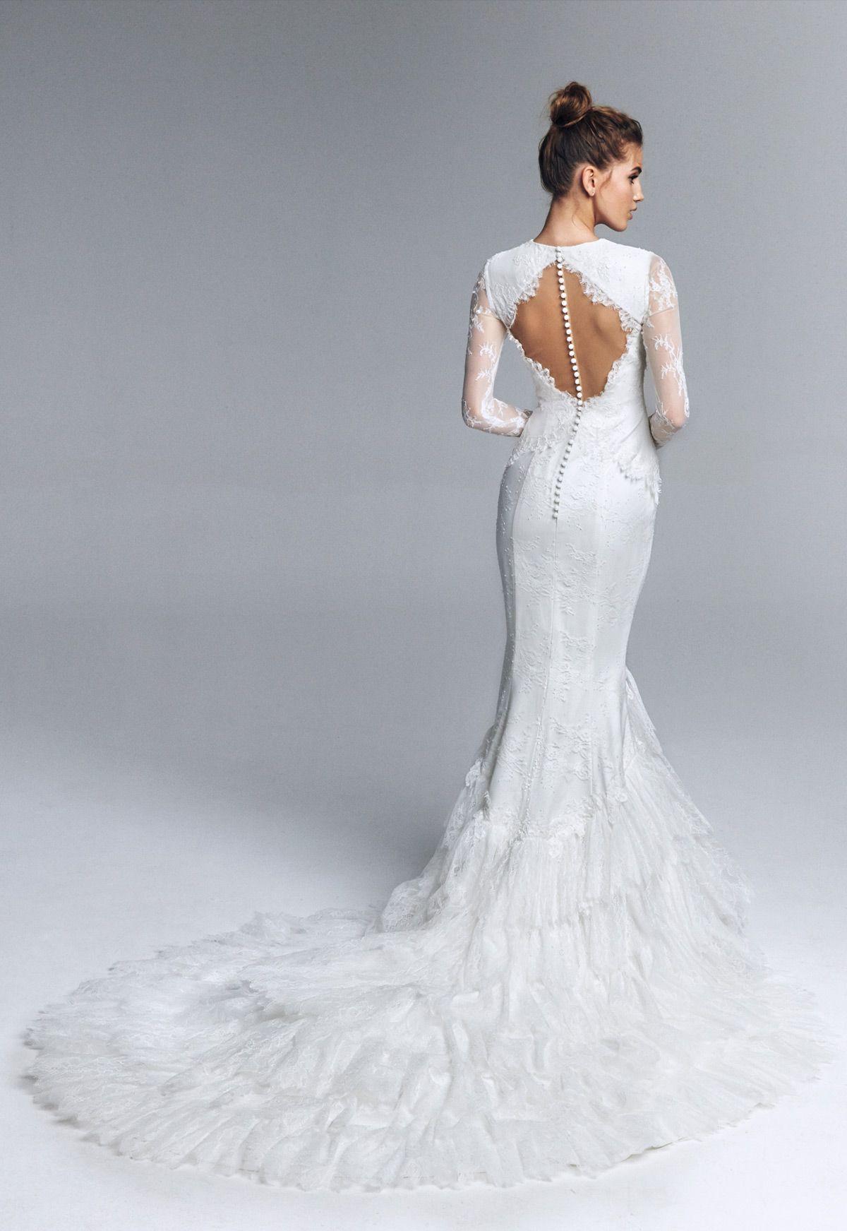 Vestido de novia Victoria Modelo California - Eva Novias | Victoria ...