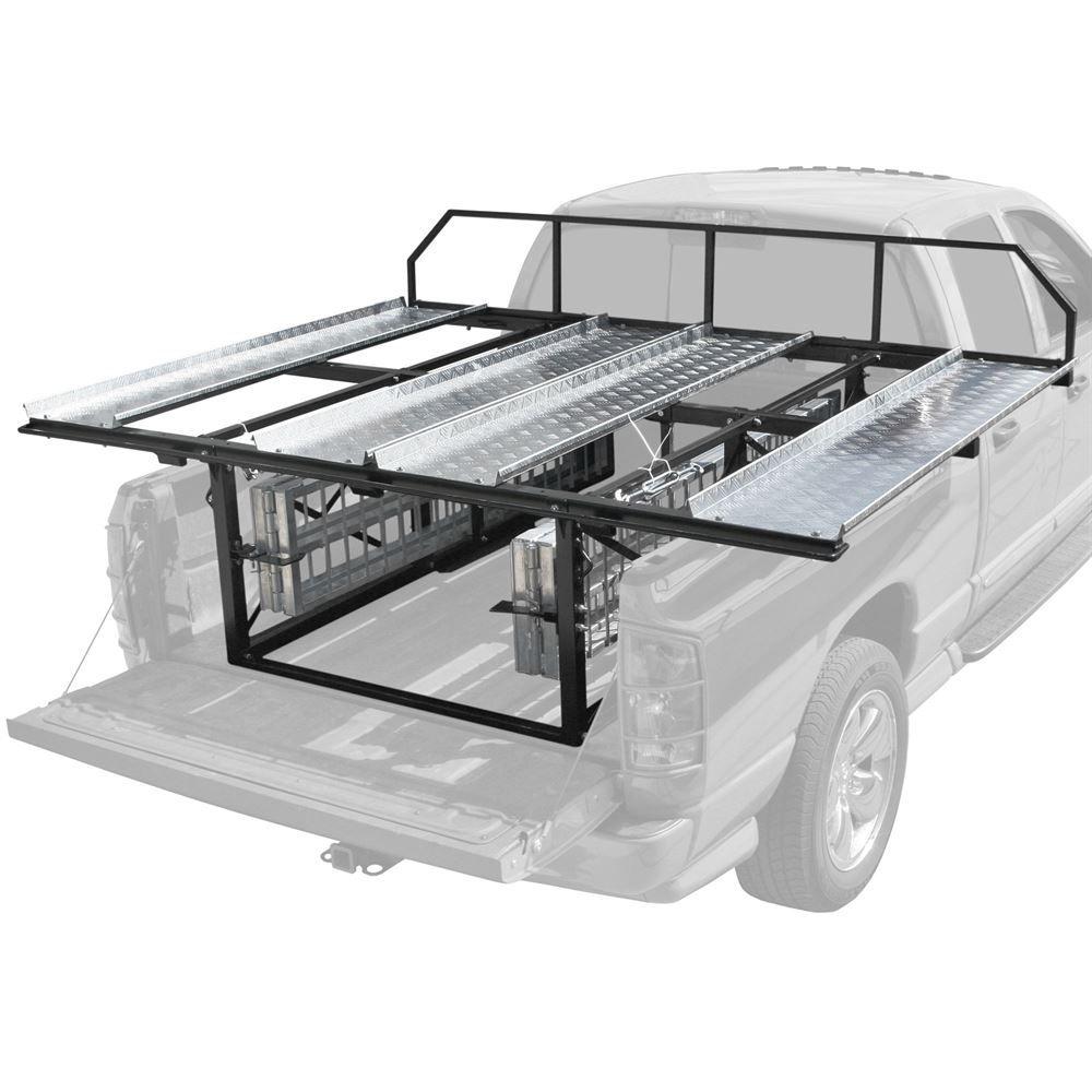 with tailgate atv collapsible discount drop rear steel kolpin basket rack mesh p