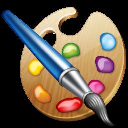 Art Icon Hobbies Iconset Hadezign Art Icon Artist Palette Custom Art