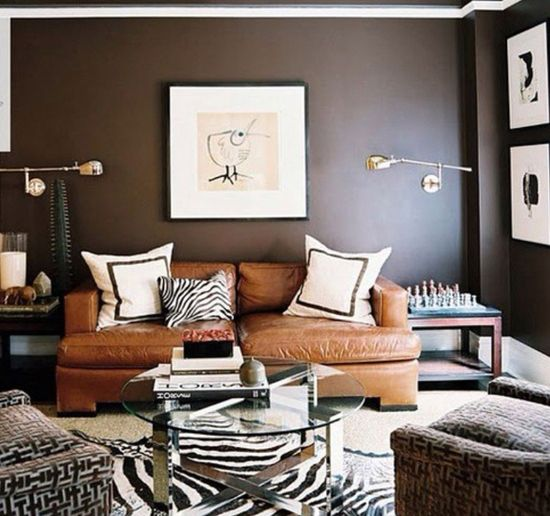 Pin By Alisa M On Living Room Ideas In 2020 Masculine Living Rooms Brown Living Room Living Room Designs