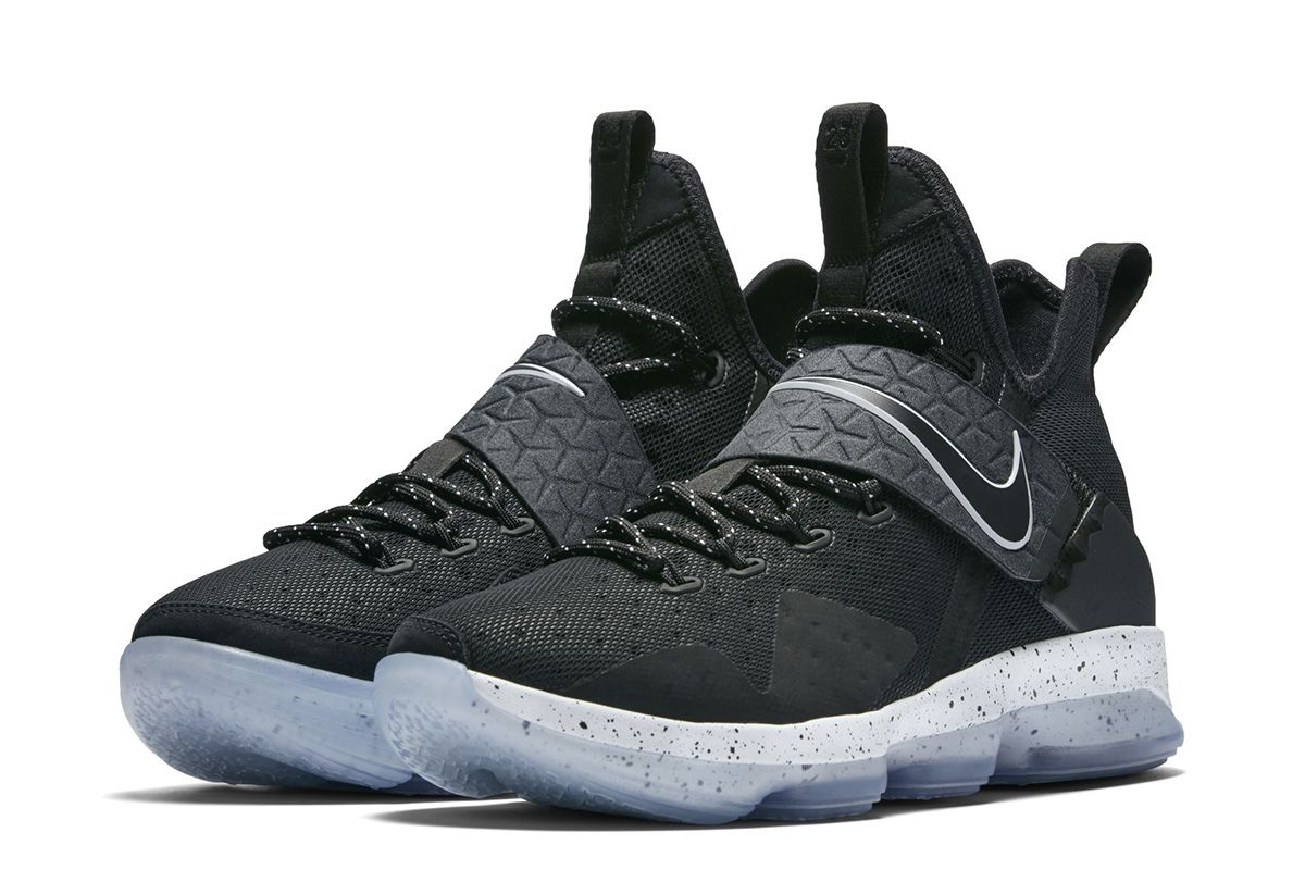 "Nike LeBron 14 ""Black Ice"" (Detailed Pics   Release Date) - EU Kicks  Sneaker Magazine c1c271be79"