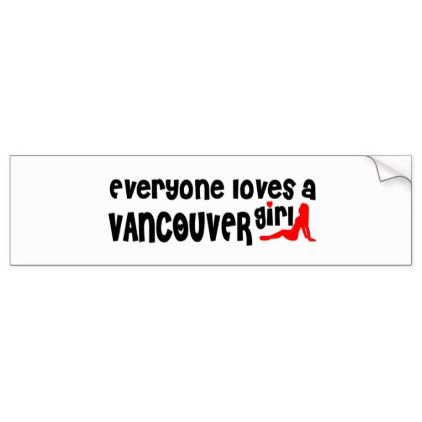 Bumper Stickers Vancouver