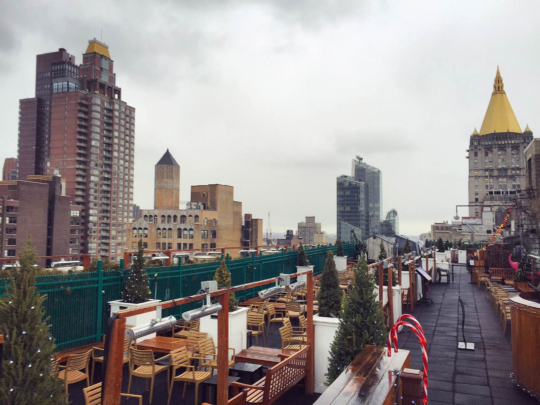 230 Fifth is the best outdoor rooftop bar in New York ...