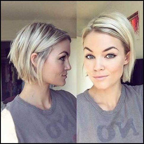 Frisuren feines haar pinterest