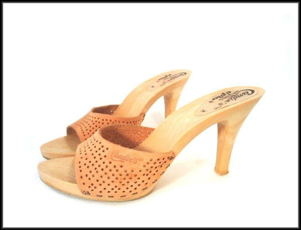 Vintage sandals, Candies shoes