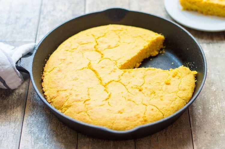 Make A Classic Southern Buttermilk Cornbread Recipe Buttermilk Cornbread Corn Bread Recipe Best Cornbread Recipe