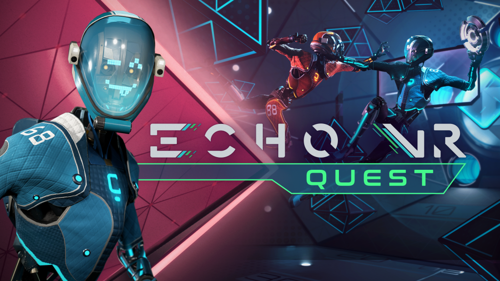 Oc6 Echo Arena On Oculus Quest Is A Capable Port Of An Excellent Vr Game Vr Games Oculus Echo