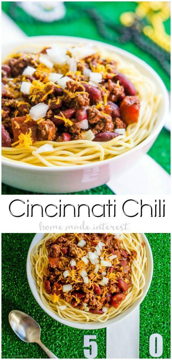 Cincinnati Chili Recipe: This Easy Cincinnati Chili