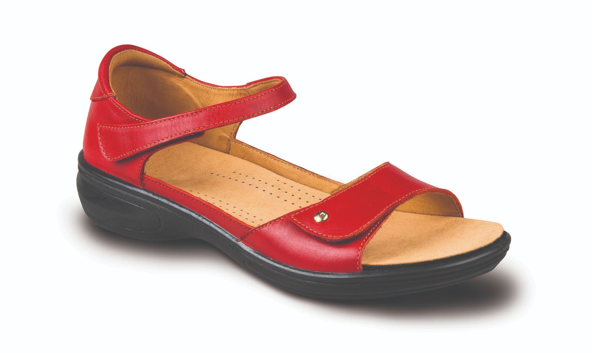 9d17777cab Bali Closed Heel Sandal with removable insole for your custom made orthotics  (by Revere Shoes) available at Hills Podiatry Centre 21 Hezlett Rd. North  ...