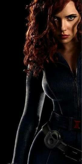 Marvel One-Shots (Requests Closed) - 27  Natasha Romanoff X