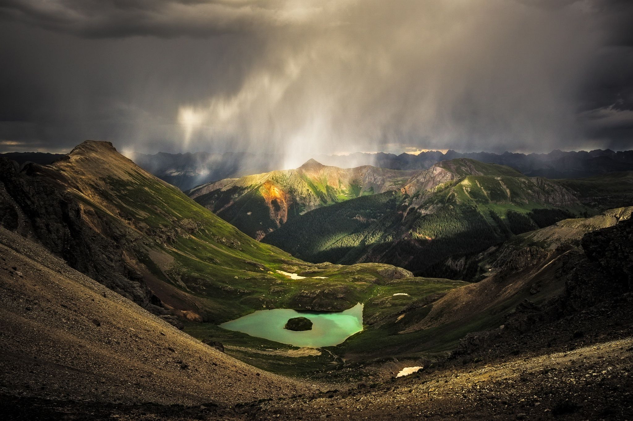 Island Lake by Whit Richardson on 500px
