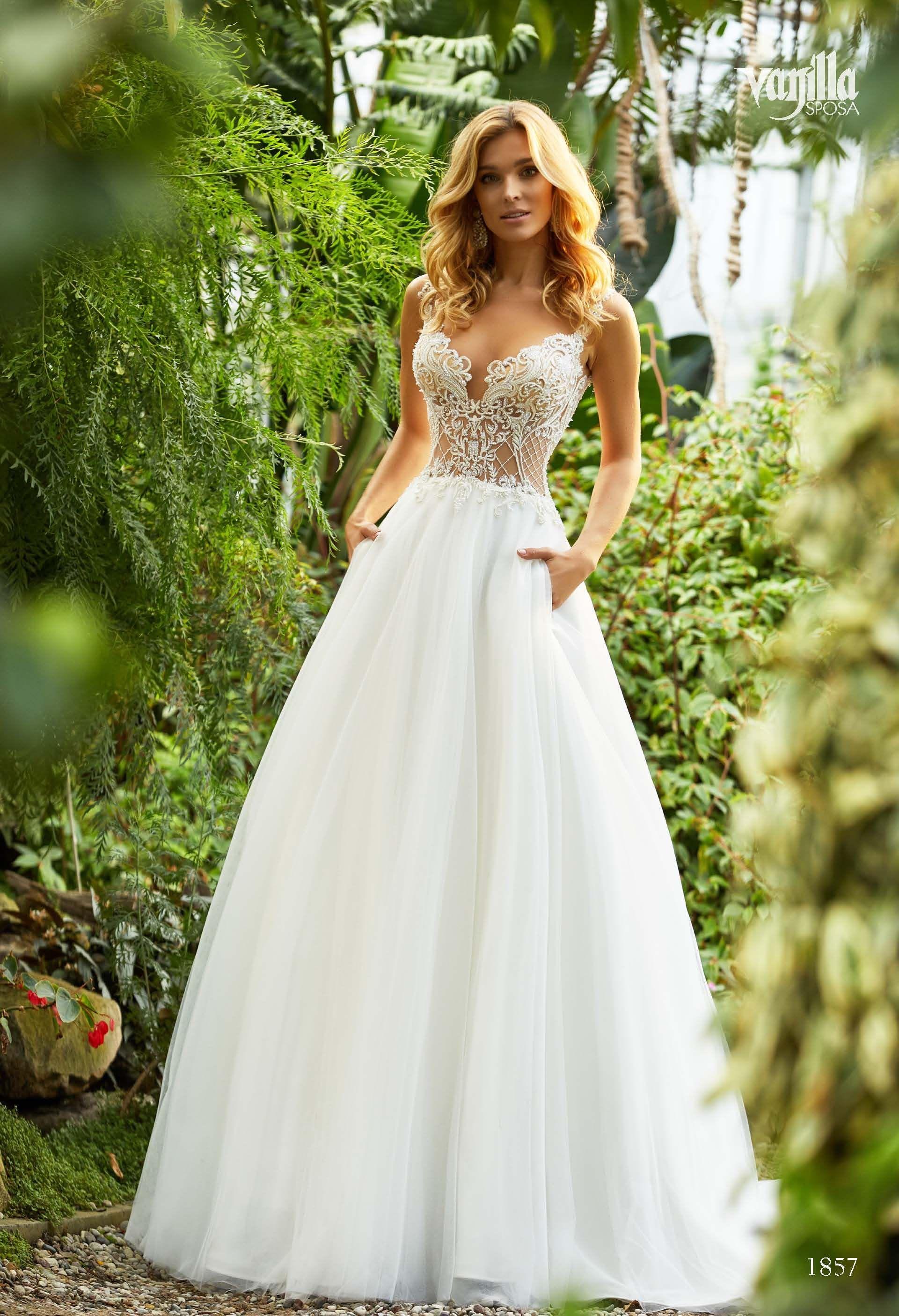 Vanilla Sposa 1851 Bailando Boutique Wedding Gowns