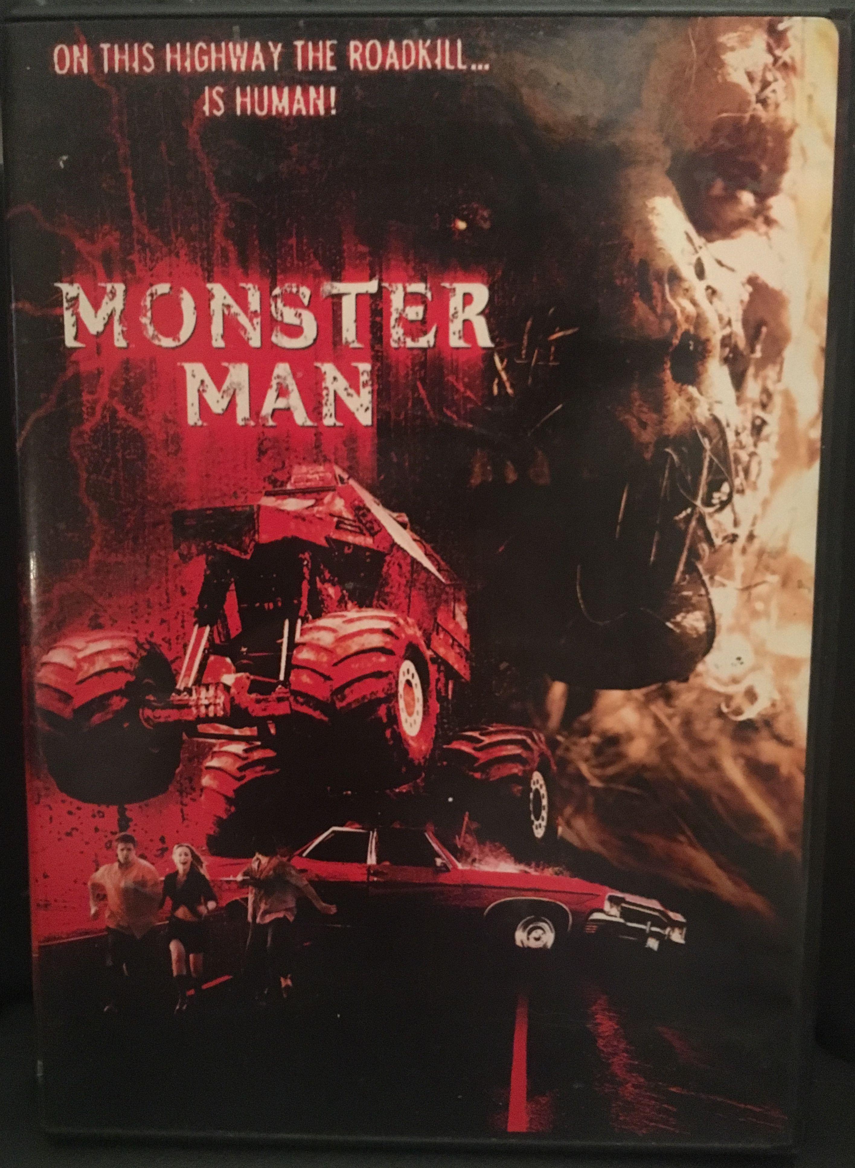 Monster Man horror horrormovies horrorart Horror