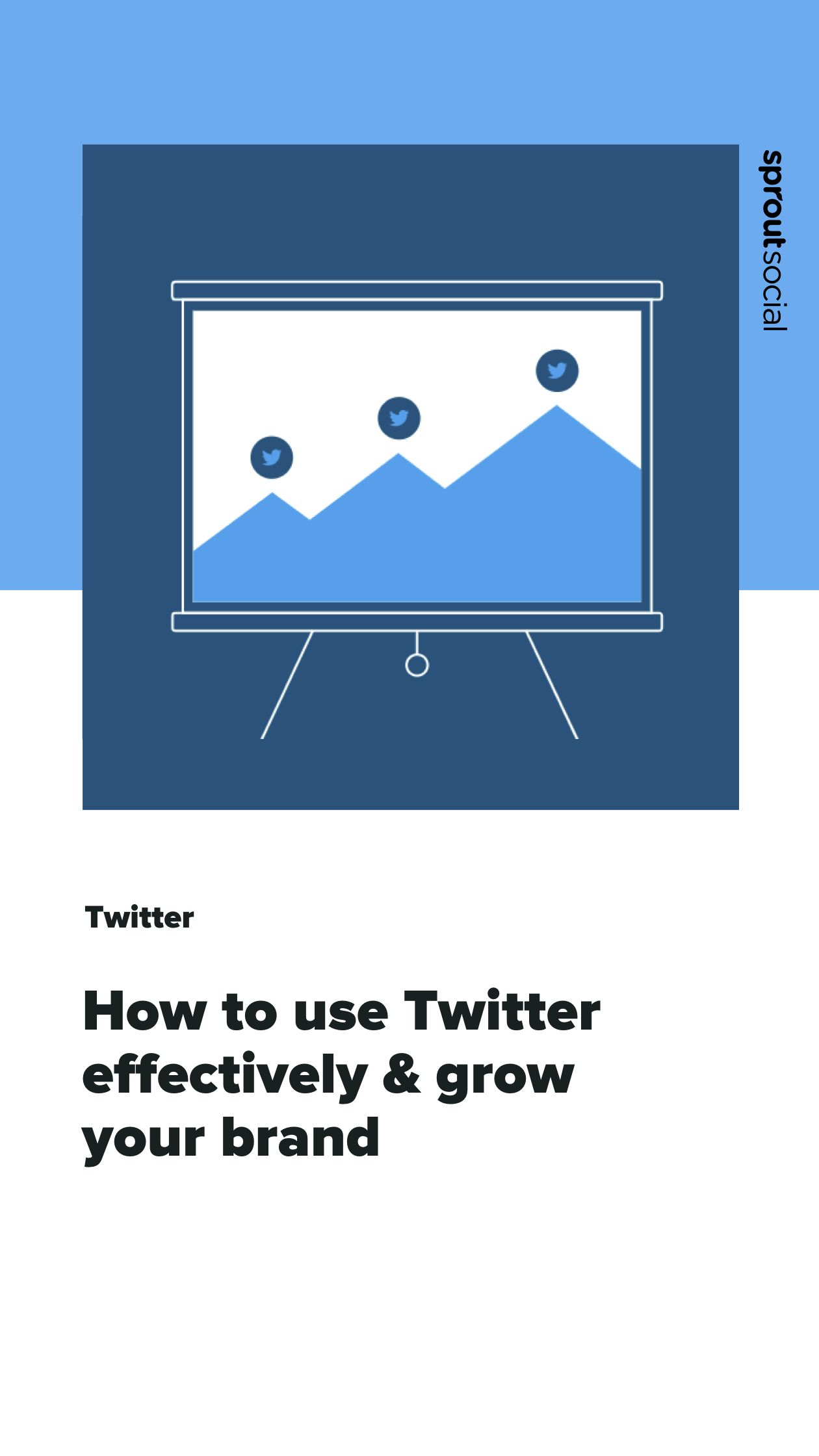 How To Use Twitter Effectively Grow Your Brand Twitter Strategy Twitter Tips Being Used