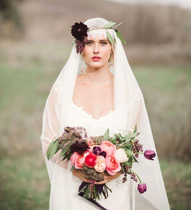 mountain bridal portrait session