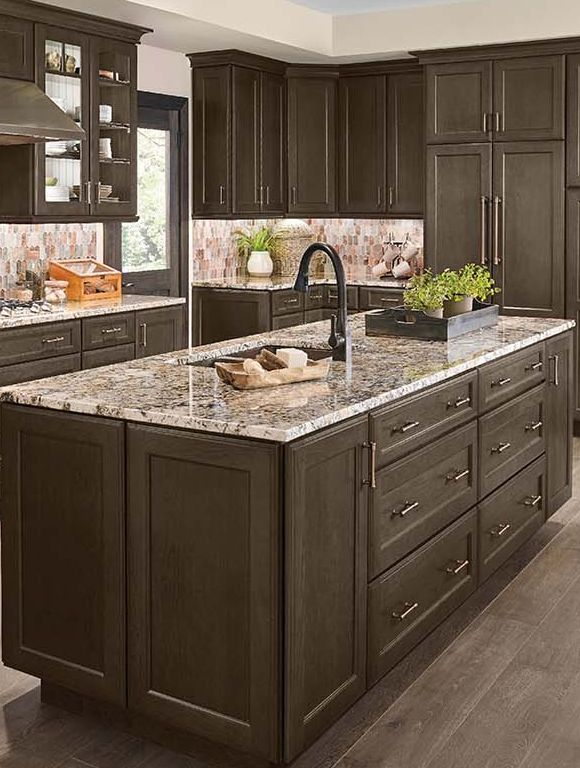 The Masterpiece® Collection Rockwell in Cannon Grey Cherry ...