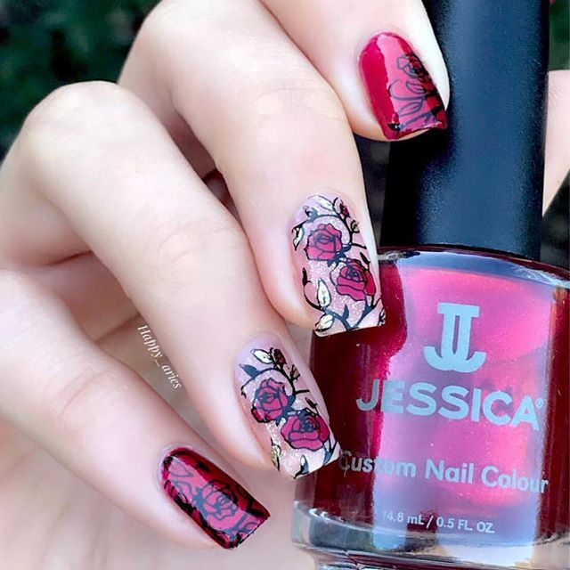 When it comes to nail polish.. three\'s company ...