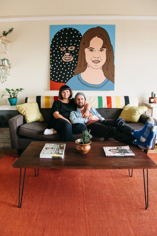 House Tour: A Bright, Eclectic Seattle Apartment   Apartment Therapy