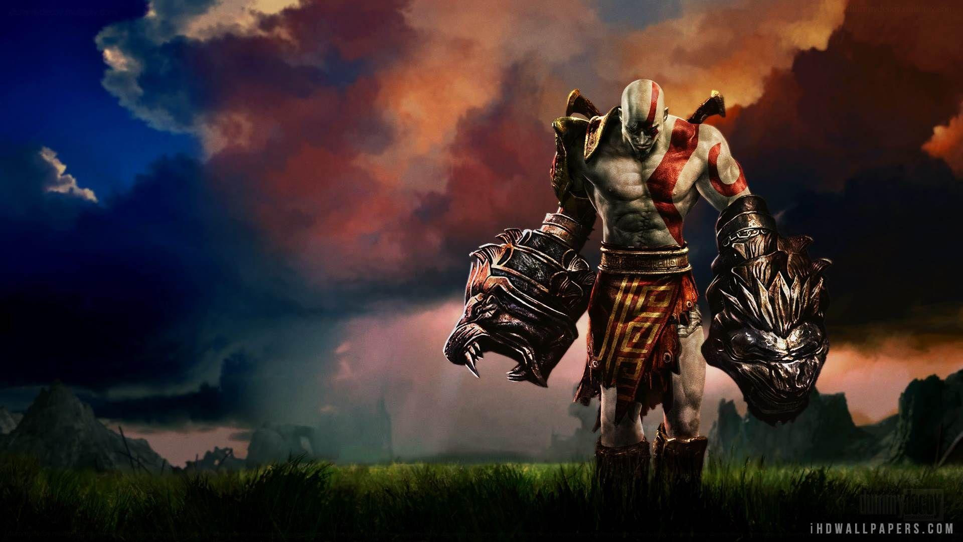 Kratos Wallpapers Hd Wallpaper 19201080 Kratos Hd
