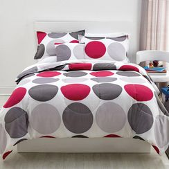 Lauren Taylor 'Cameron' Circle Print Bed In A Box Set | Daily