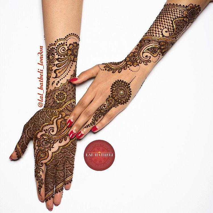 Henna Mehndi Artist London Lal Hatheli London Instagram