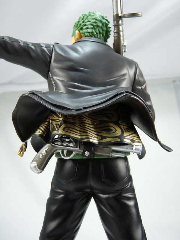 MegaOtaku - One Piece Door Painting Collection Figure RORONOA ZORO The Three Musketeers Version