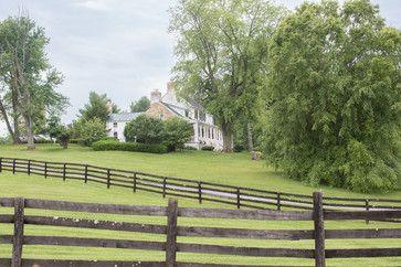 Farmhouse Landscape by Edwina Benites-LM