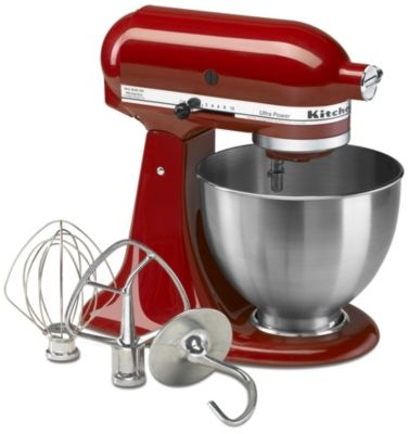 Kitchenaid 4 5 Quart Stand Mixer Features A 10 Speed Control Stainless Steel Bowl With Comfort Handle Pouring Kitchen Aid Kitchen Aid Mixer Best Stand Mixer