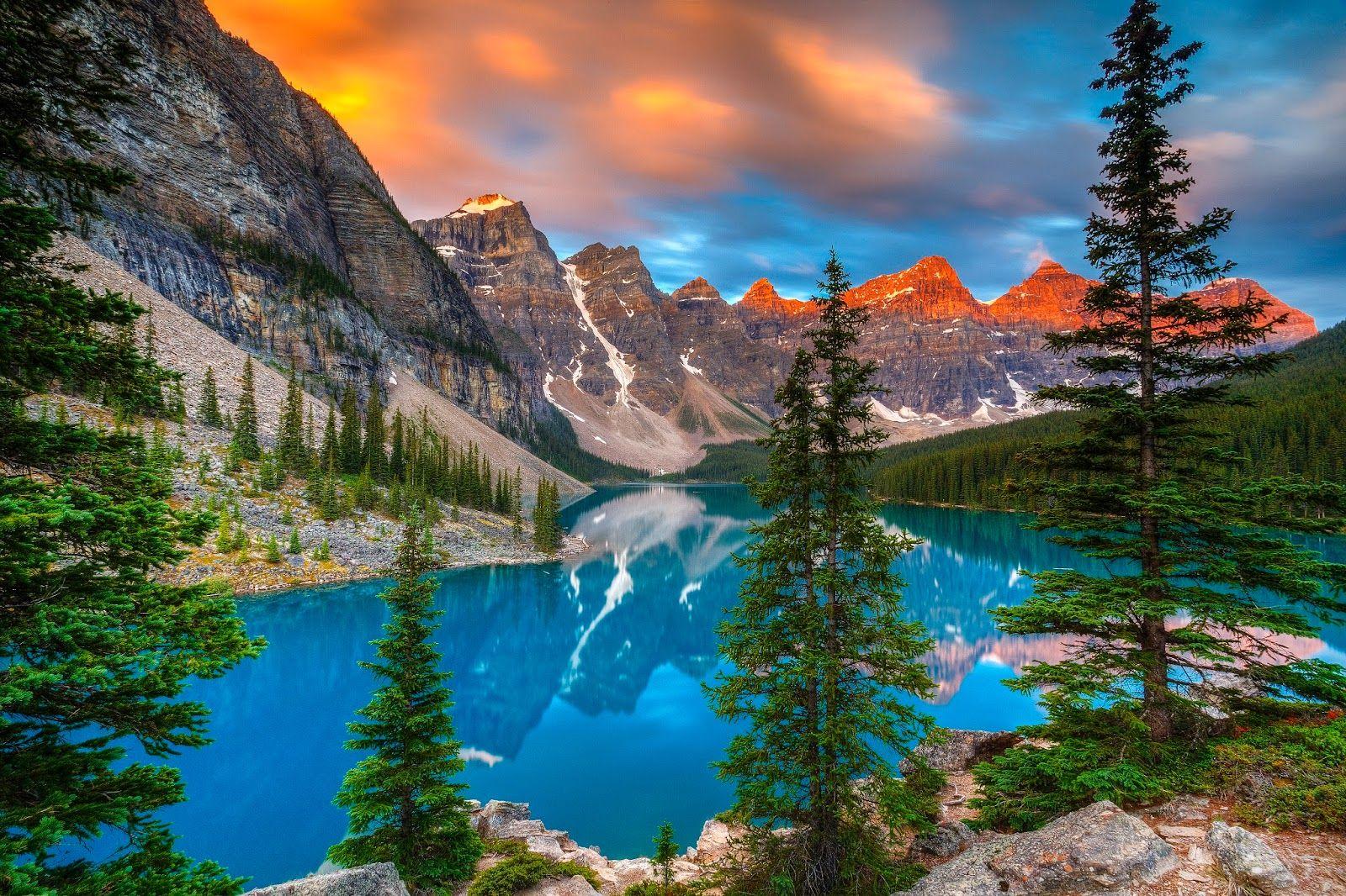 Fotos de paisajes naturales wallpaper hd 4 aczul for 3d wallpaper canada