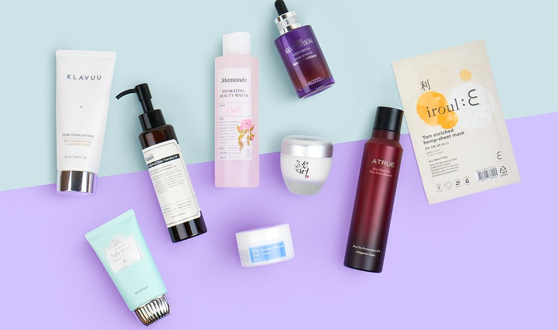 A 10 Step Korean Skin Care Routine For Your 40s 10 Step Skin Care Routine Korean Skincare Routine Dry Skin Routine