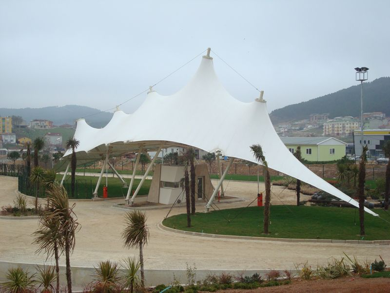 Shed Tensile Structures India Tensile Structures India