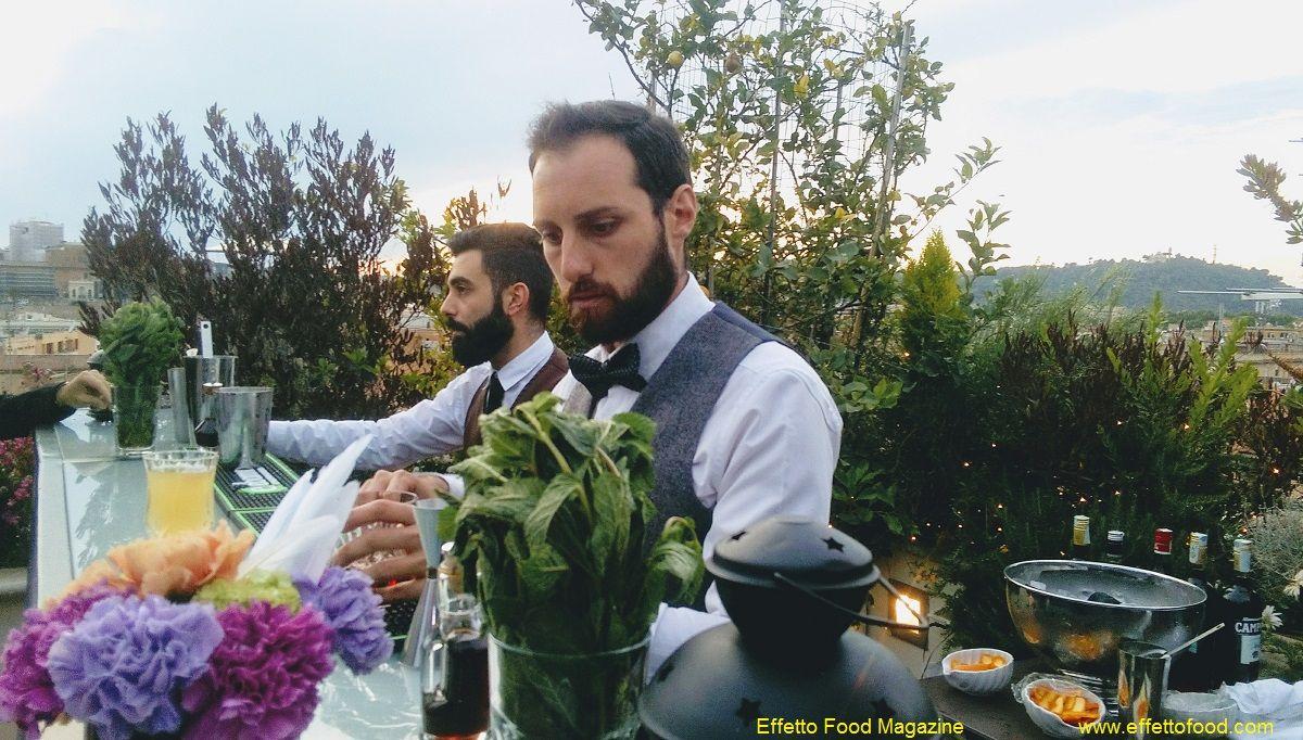 Roof Garden Terrazza Les Etoiles Hotel Atlante Star Roma Places To