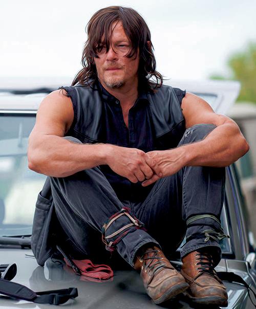 S6 E12 Not Tomorrow Yet The Walking Dead Daryl Dixon Walking Dead Amc Walking Dead