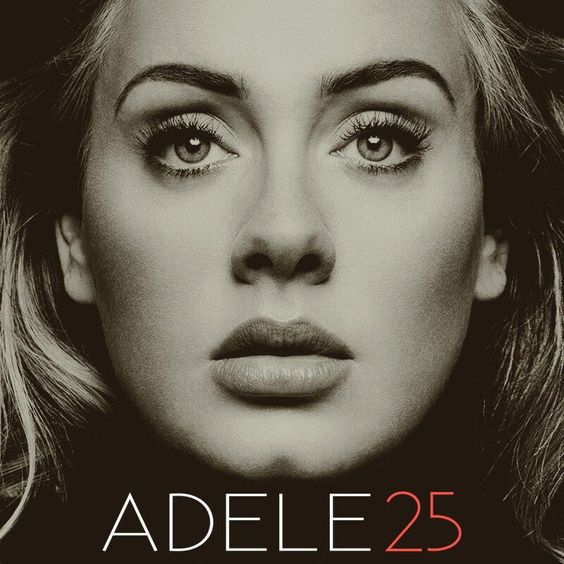 Image result for adele 25 album