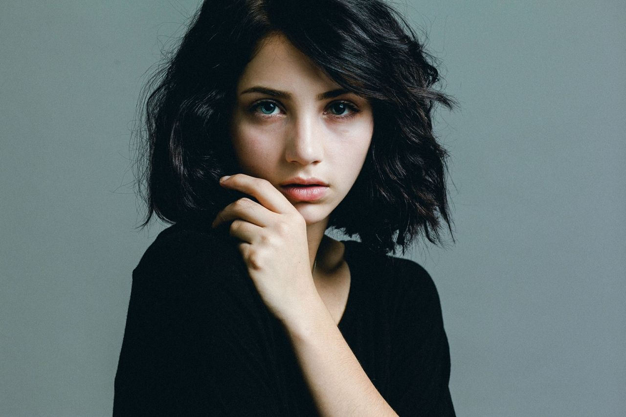 emilysteaparty \u201c emily rudd by andy scott \u201d in 2019