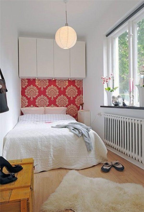 40 ideas para dormitorios pequeños | Dormitorios pequeños ...