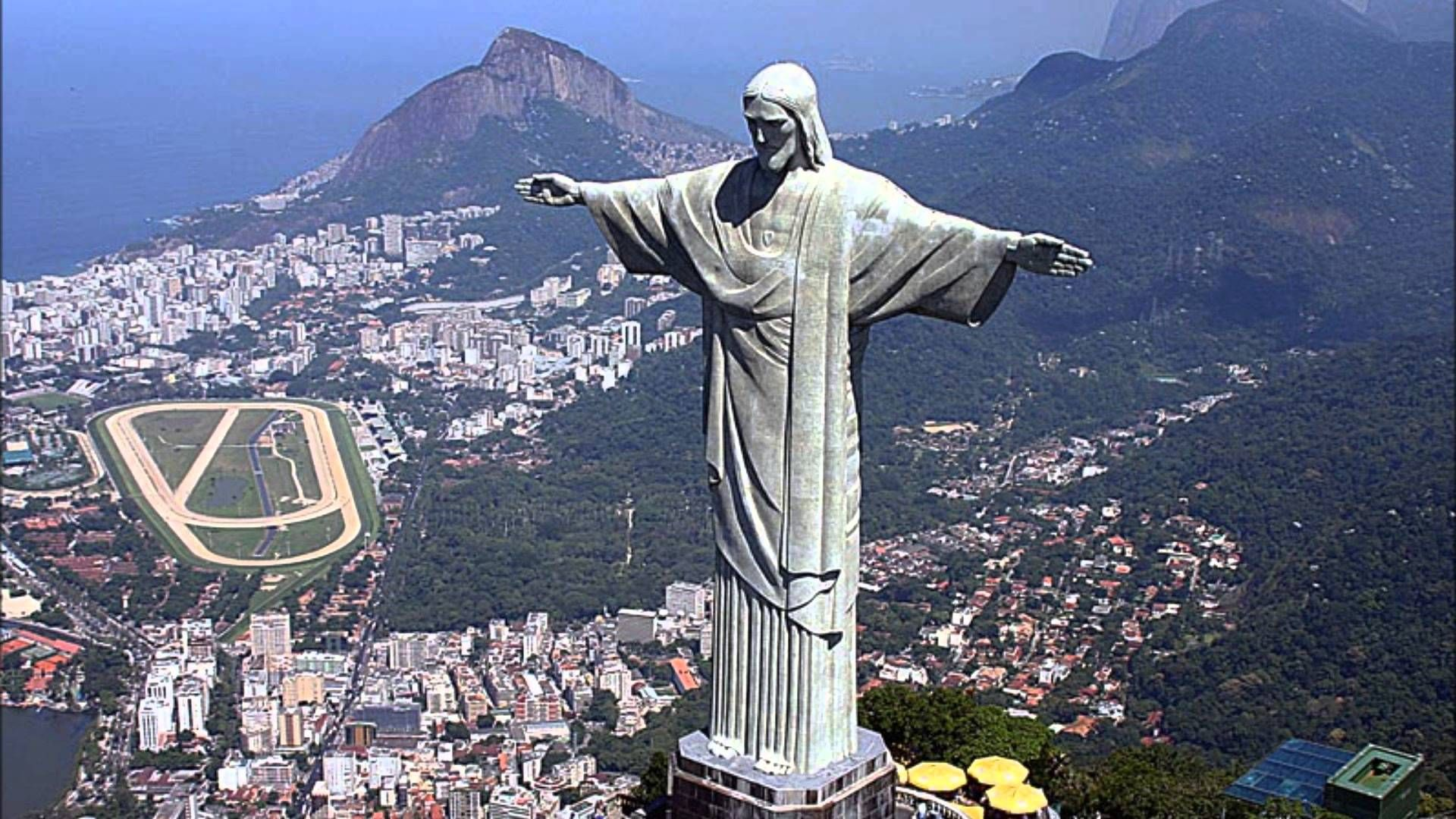 Cristo Redentor Rio De Janiero Brazil With Images Wonders Of