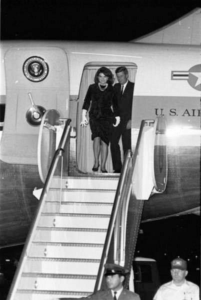 Before After 1963 Bi Level Remodeling In Boulder: John F. Kennedy And His Wife Jacqueline November 21, 1963